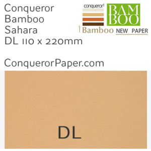 ENVELOPES - BAMBOO.72247, TINT=Sahara, WINDOW=No, TYPE=Wallet, QUANTITY=500, SIZE=DL-110x220mm