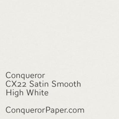 High White CX22