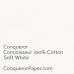 PAPER - CONNOISSEUR.96791, TINT:SoftWhite, FINISH:Cotton, PAPER:160gsm, SIZE:700x1000mm, QUANTITY:150Sheets, WATERMARK:No