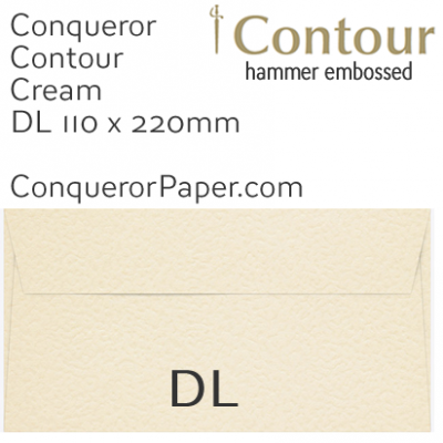 SAMPLE - CONTOUR.01128, TINT=Cream, WINDOW=No, TYPE=Wallet, SIZE=DL-110x220mm
