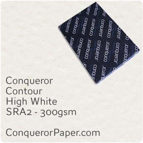 SAMPLE - CONTOUR.12236, TINT:HighWhite, FINISH:Contour, PAPER:300gsm