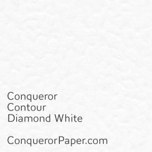 Diamond White Contour