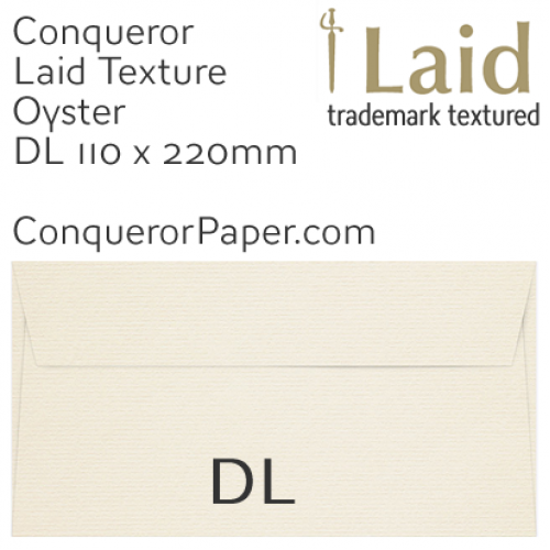 SAMPLE - Laid.01022, WINDOW=No, TYPE=Wallet, TINT=Oyster, SIZE=DL-110x220mm