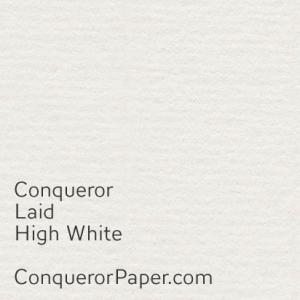 High White Laid