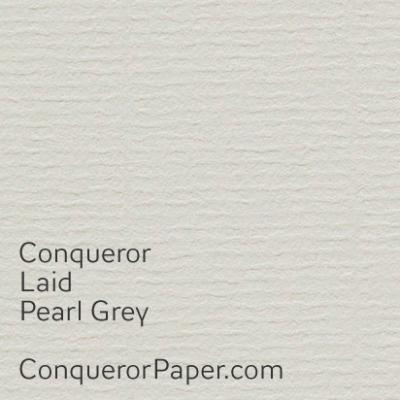 Pearl Grey Laid