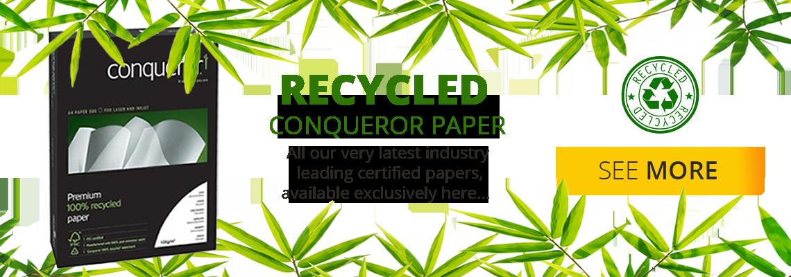 Recycled Conqueror