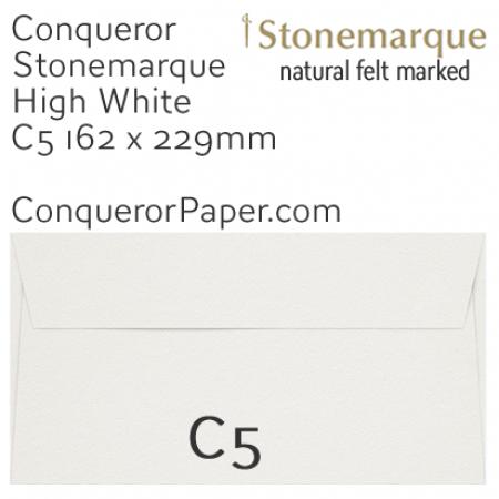 ENVELOPES - STONEMARQUE.03008, TINT=HighWhite, WINDOW=No, TYPE=Wallet, QUANTITY=250, SIZE=C5-162x229mm