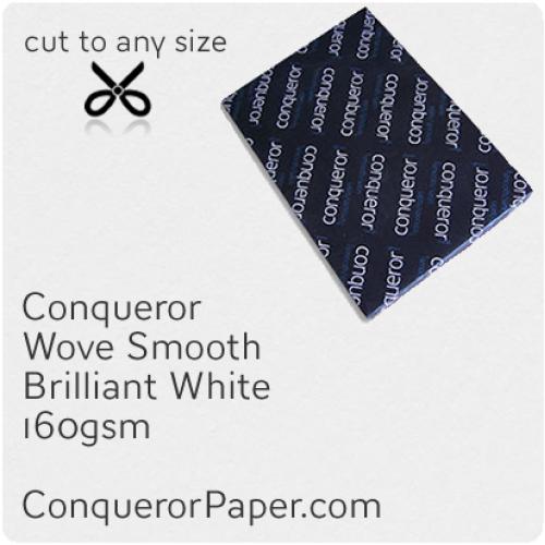 PAPER - Wove.15102, TINT:BrilliantWhite, FINISH:Wove, PAPER:160gsm, SIZE:450x640mm, QTY:250Sheets, WATERMARK:No