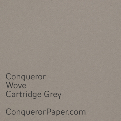 Cartridge Grey Wove