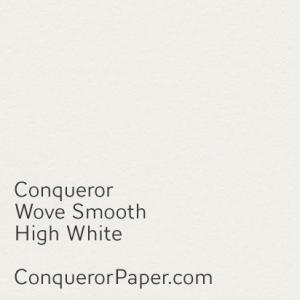 High White Wove